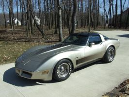 1982 Chevrolet Corvette Collectors Edition by ThexRealxBanks
