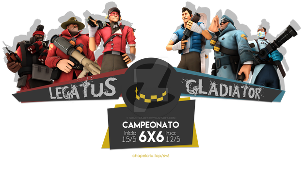 Chamada 6v6 by suijingames