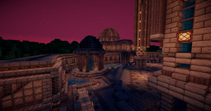 Server Spawn by BlockheadGaming