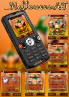 HalloweenAT W810I SonyEricsson by Kavel-WB