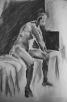 Life Drawing 5 by The-Mysterious-MJ