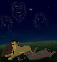 Look at the Stars by Jayie-The-Hufflepuff