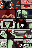 Alien vs Vampire pg 3 by countfire