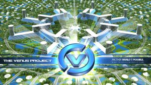 The Venus Project Circular City 2 by carbonism