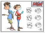 MysteryTwins_Expressions by anthonywong33