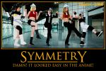 SE: Symmetry by songster69