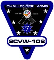 Challenger Wing by viperaviator