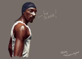 Snoop Study by mohammedAgbadi