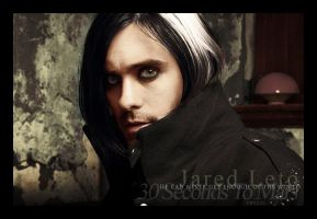 colorize Jared Leto by fruzza182
