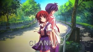 Clannad Wallpaper At The Foot Of The Hill by Mr123Spiky