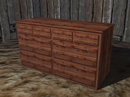 Basic Dresser by ThePickle