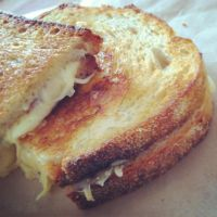 Morris Classic Grilled Cheese by piratesofbrooklyn