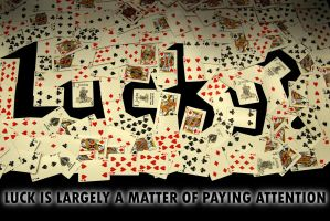 Lucky? by Larcivus