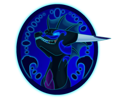 Enraged Badge by CriexTheDragon
