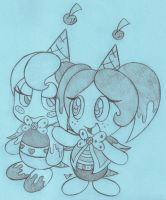 Chao Buddies!! by Star-Sketcher-MLP