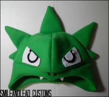 Scyther Hat by SmileAndLead