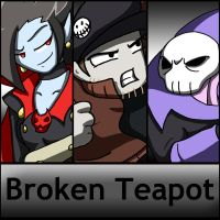 B4F Team  BrokenTeapot by LastRyghtz