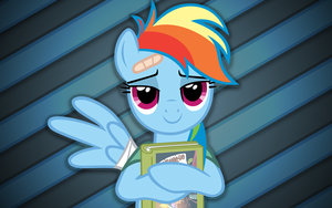 Dash and her book by 13370wnxorz