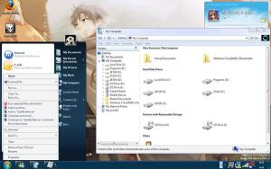 Windows Seven R2 by windowsx