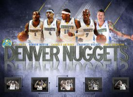 Denver Nuggets by xman20