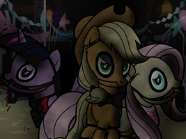 Welcome to the Herd by AnAppleForgotten