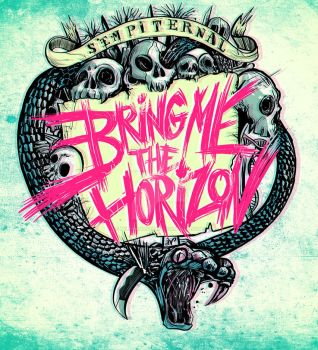 Bring me the horizon by MIRRORMASTER