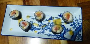 Volcano Roll by DanikaMilles
