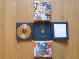 Sonic 10th Anniversary SA2 Birthday Pack by BoomSonic514