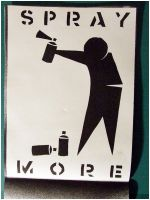 Spray More by ThePpeGFX