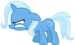 Vector: Trixie Lulamoon ''Filly'' by EStories