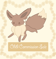 Chibi Commission Sale by Psunna