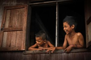 Indonesian Children by randyrakhmadany