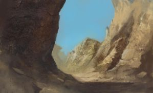 Environment sketch 02 by PointLineArea