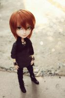 Black looks by mydollshouse