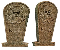 Grave 11 PNG Stock by Roy3D