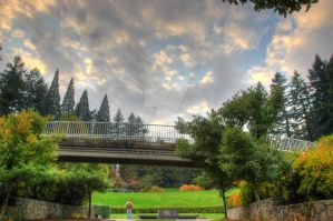 Washington Park Bridge by J-A-Y-E