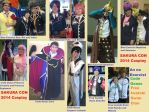 Sakura Con 2014 Blue Exorcist Code Geass Free by SeraphinaPitchiner