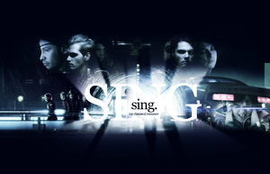 sing. my chemical romance. by Pusteblumex3