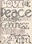 Fruit of the Spirit by CrazieCathie