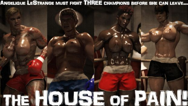 Will the Next Weekly Story Be The House of Pain? by AFCombat