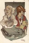 Back to the Future by DenisM79