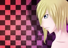 Checkered Wall by Kazuki99