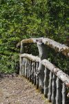 bridge garden 3 by Meltys-stock
