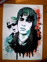 Pop Art Gallagher by Noe-LIA-m