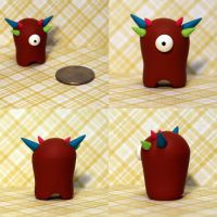 Lalala the Timid Monster by TimidMonsters