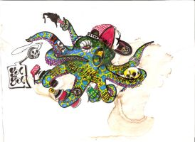 Octopuss - GCB by MrShanTwo