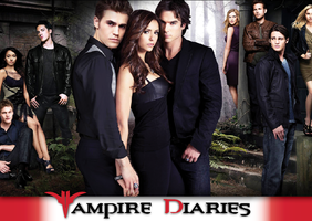 Logo Vampire Diaries by twinkelsparky1