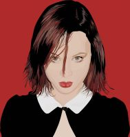 Thora Birch by cpricecpa
