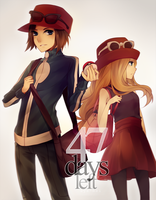47 days left until XY by aya-mei