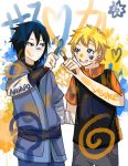SasuNaru: Painting Our Own Story by liloloveyou024